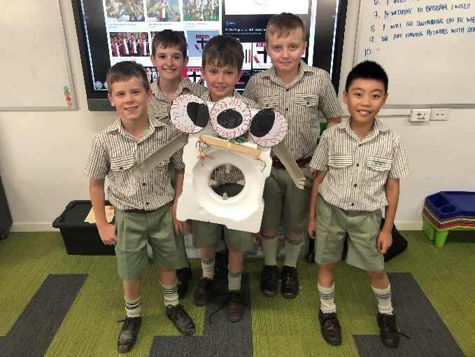 Year 4 Creature Creations