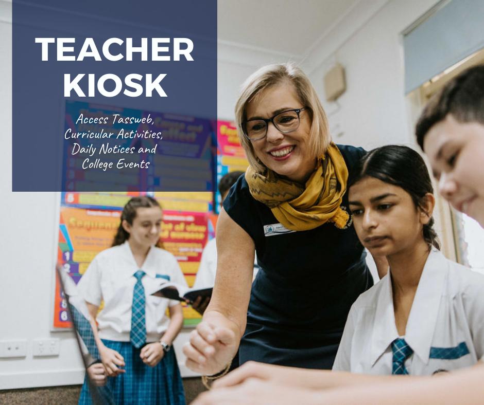 BCC Teacher Kiosk