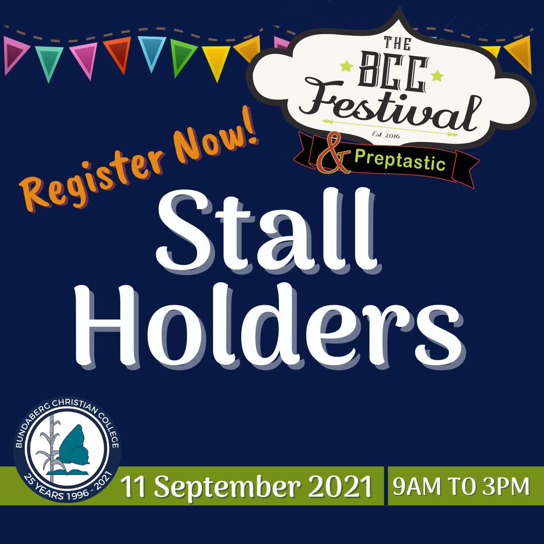 Bcc Festival Stallholders