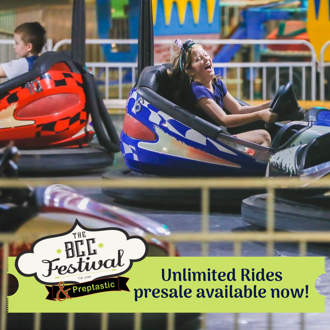 Bcc Festival Unlimited Rides Tickets