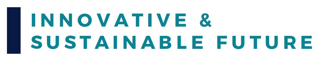 Innovative Sustainable Future Banner