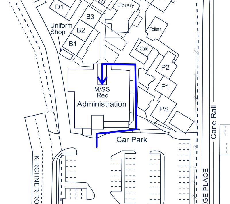 Parent Access Route