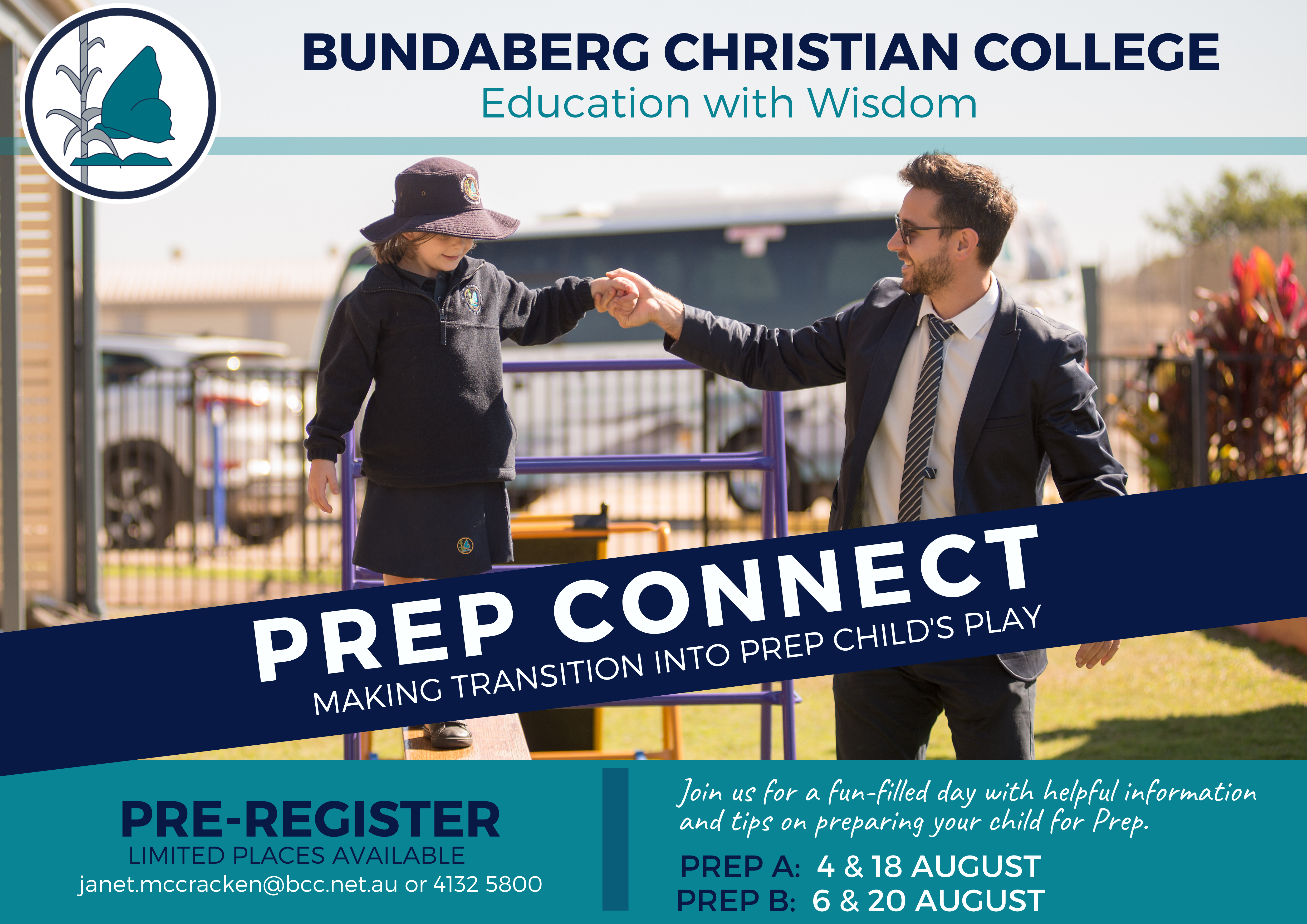 Prep Connect Poster