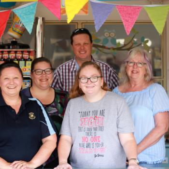 Rise Cafe Volunteers