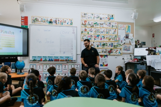 Prep Teaching