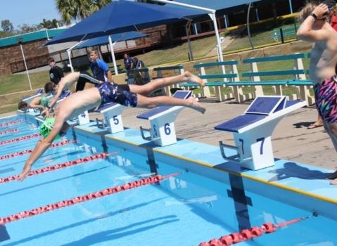 Forensics Swim 11