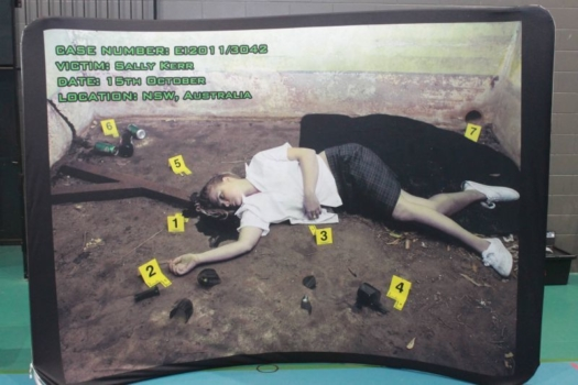 Forensics Swim 23
