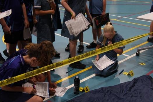 Forensics Swim 26