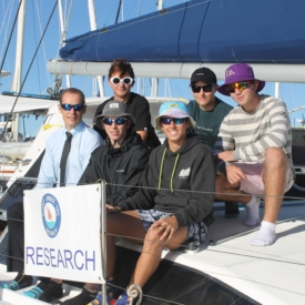 Science Under Sail Group1