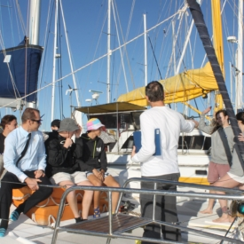 Science Under Sail Group2