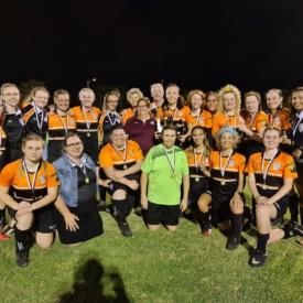 United Park Eagles Bundaberg Ladies Scaled