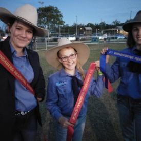 Young Judges Winners Bundaberg Show 2019