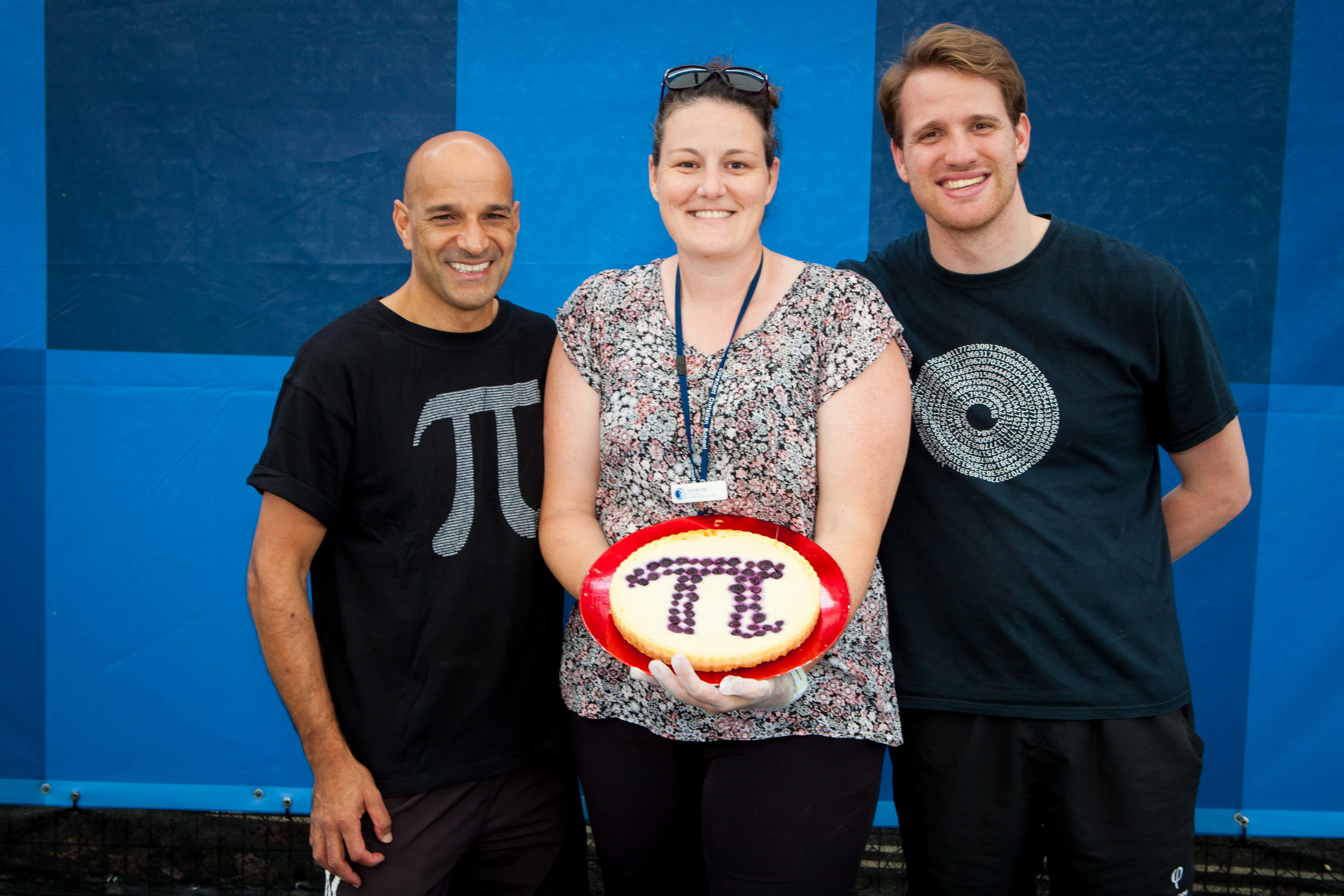 Maths celebrated at Pi day at academically rigorous school