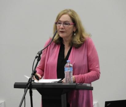 Barbara At Church Edit