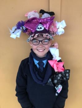 Emily In Hat