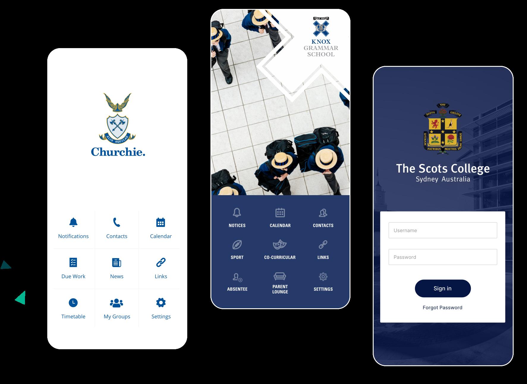 Digistorm School Apps Mobile hero
