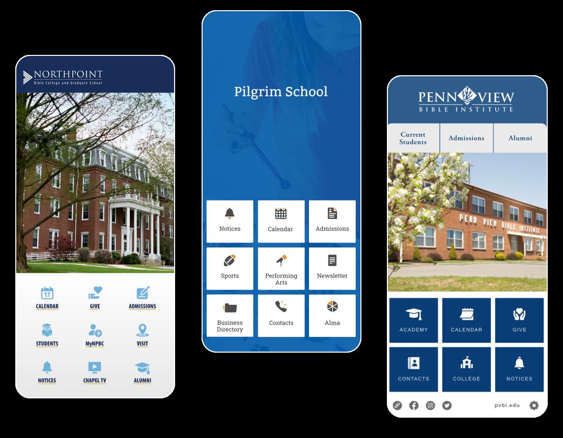 Digistorm School Apps Mobile US
