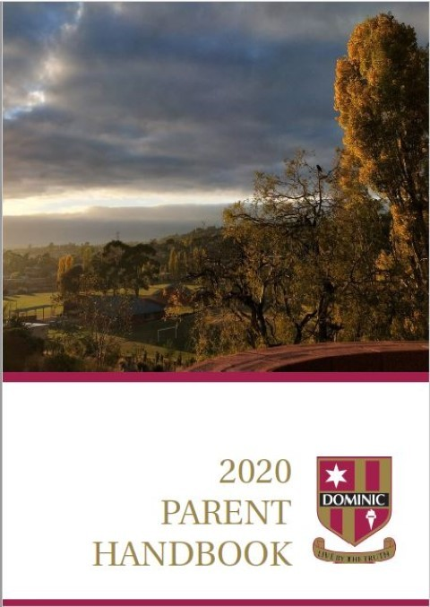 Parent Handbook 2020