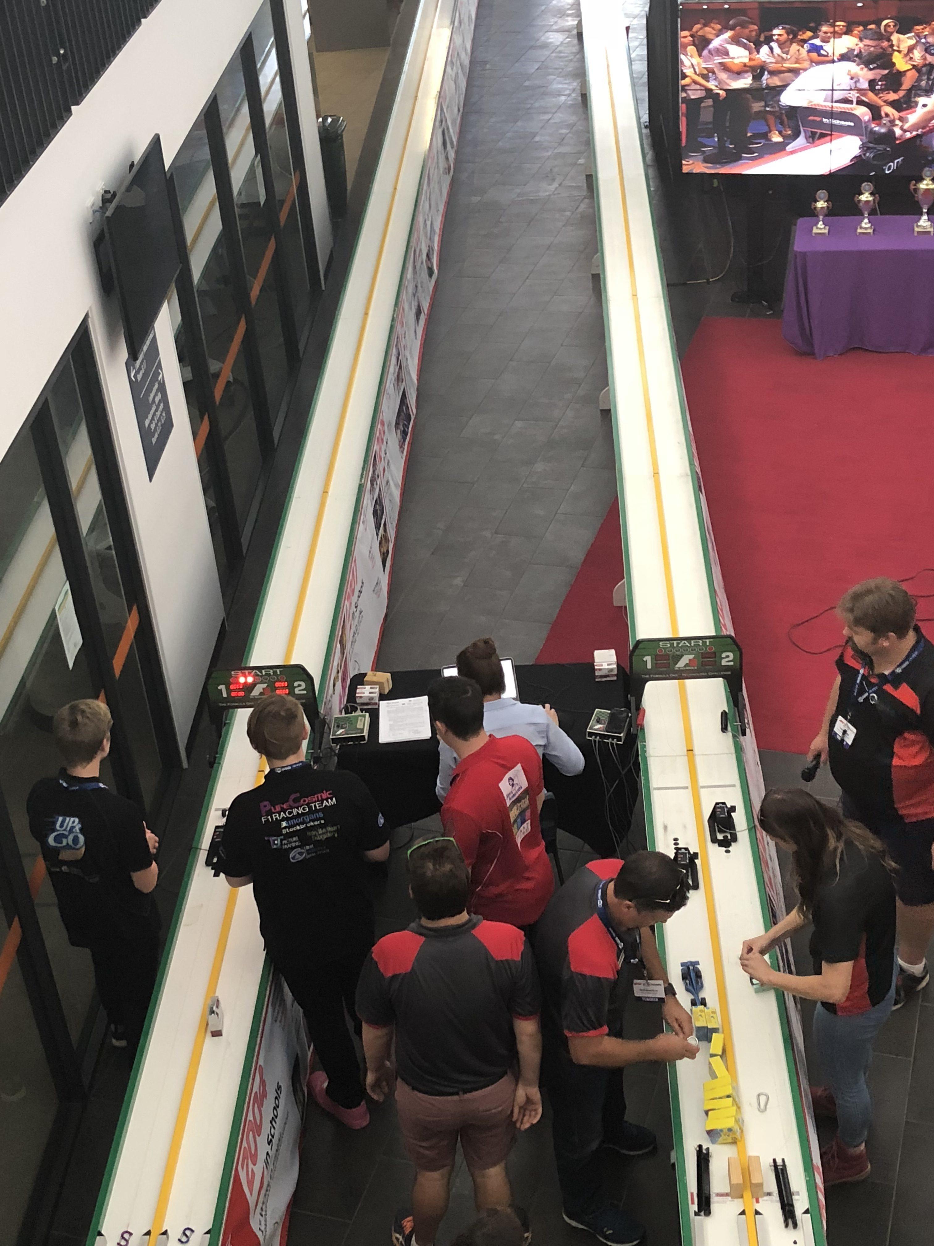 Dark Matter Racing And Track