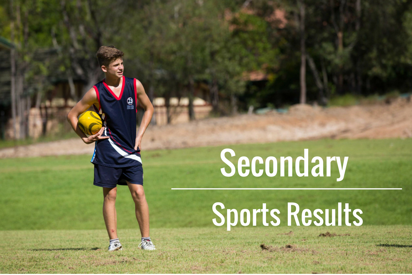 Secondary Sports Results