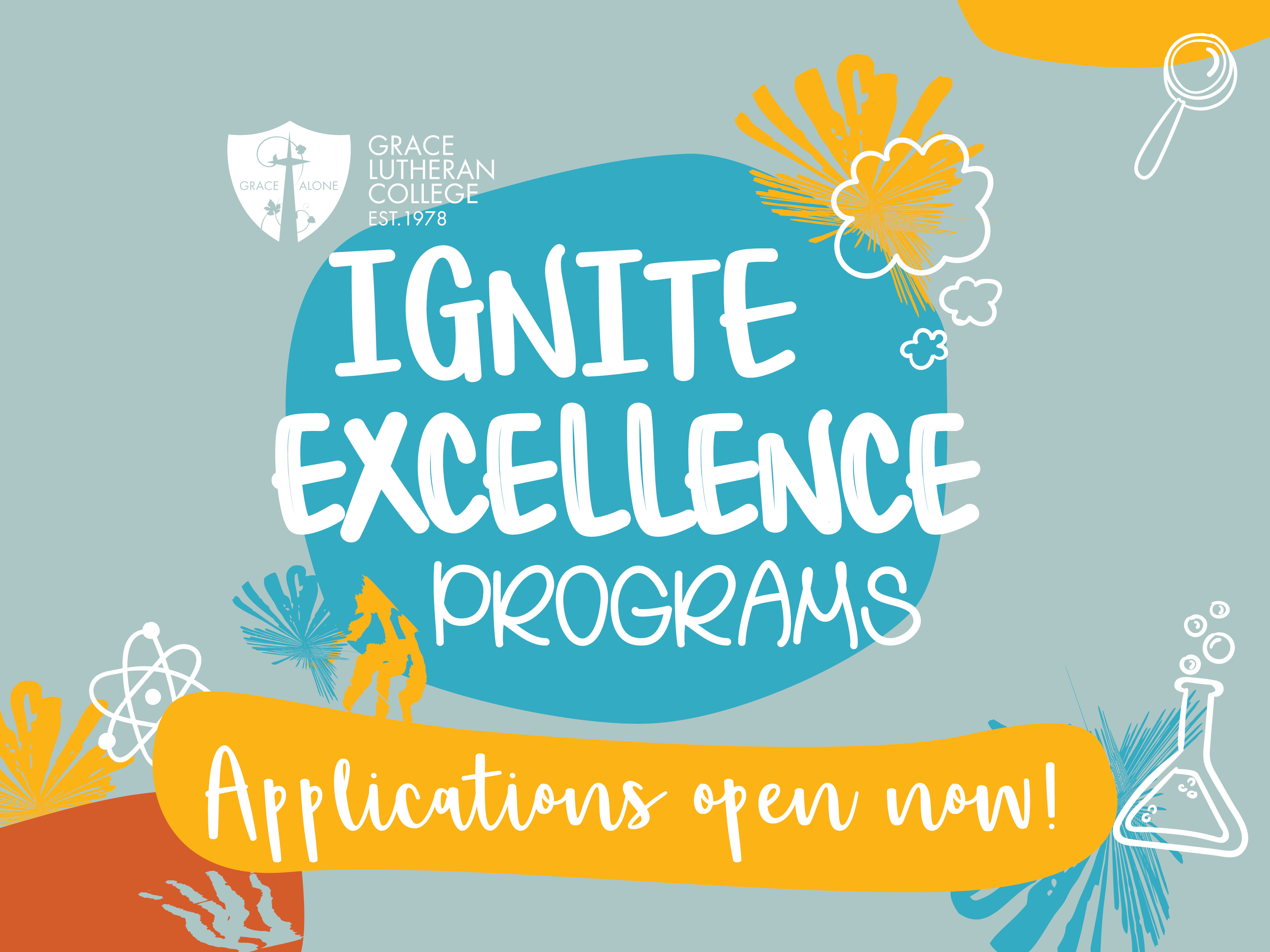 Ignite Excellence Programs and Opportunities - Rothwell