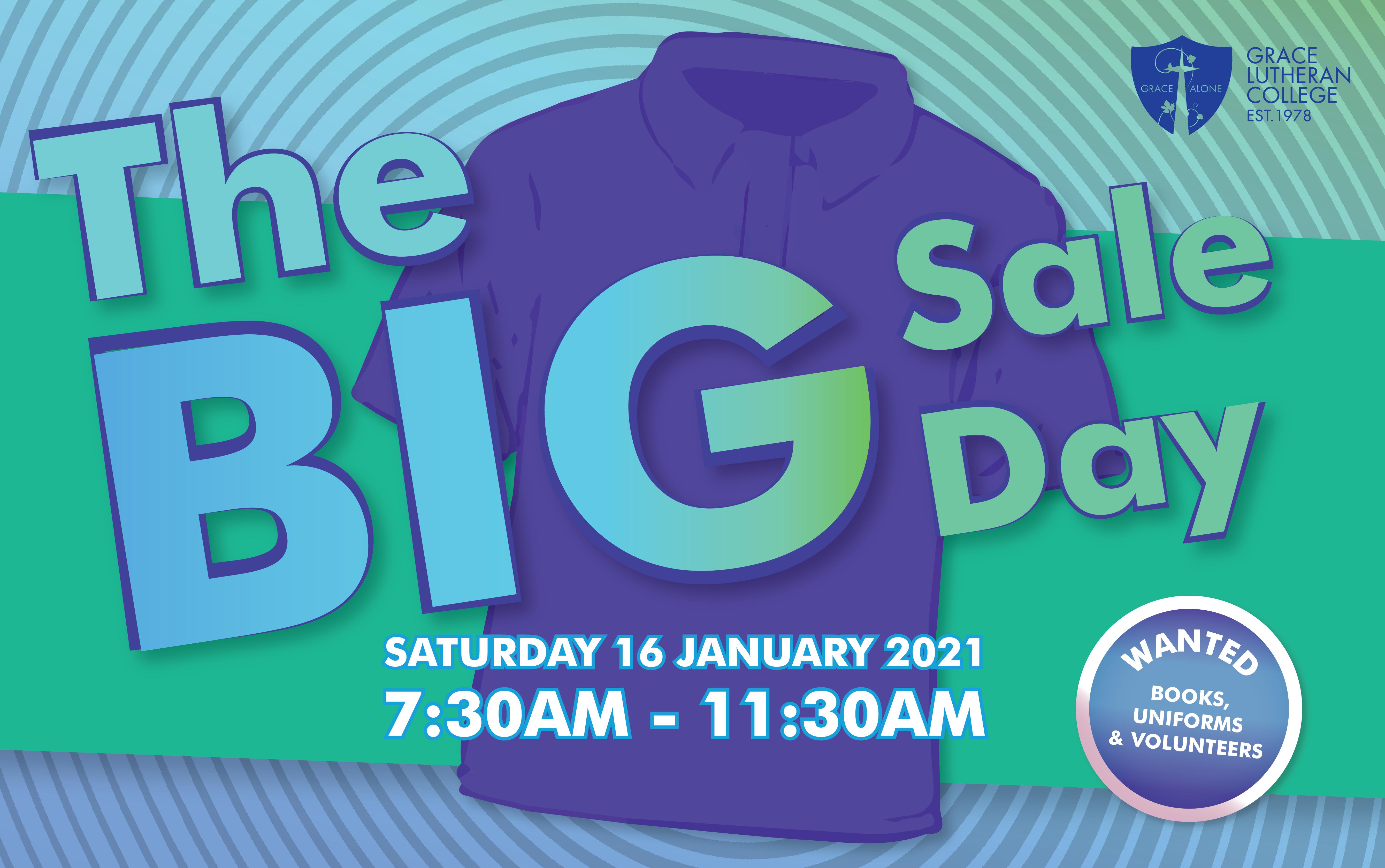 Big Sale Days