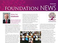 Foundation News
