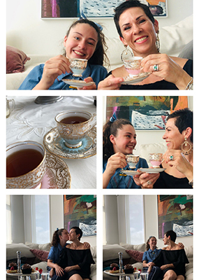 2020 May Morning Tea @ Home Self Tea 16