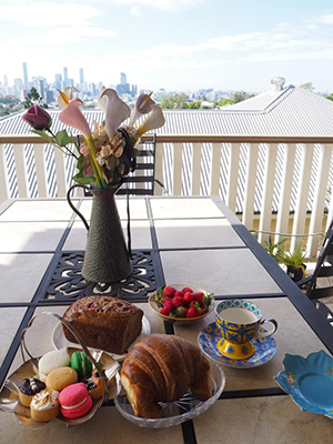 2020 May Morning Tea @ Home Self Tea 18