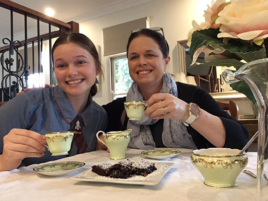 2020 May Morning Tea @ Home Self Tea 20