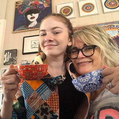 2020 May Morning Tea @ Home Self Tea 31