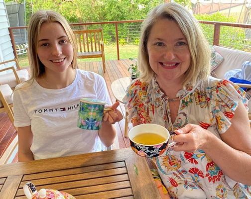 2020 May Morning Tea @ Home Self Tea 35
