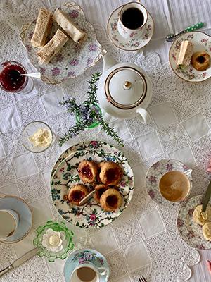 2020 May Morning Tea @ Home Self Tea 45