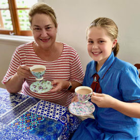 2020 May Morning Tea @ Home Self Tea 19