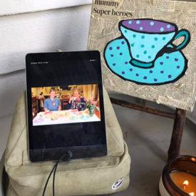 2020 May Morning Tea @ Home Self Tea 23