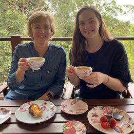 2020 May Morning Tea @ Home Self Tea 27