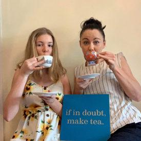 2020 May Morning Tea @ Home Self Tea 70