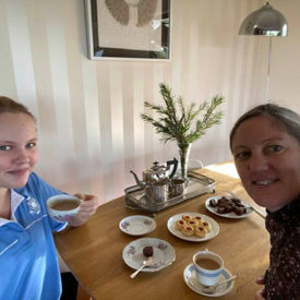 2020 May Morning Tea @ Home Self Tea 74