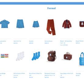 School Shop 1