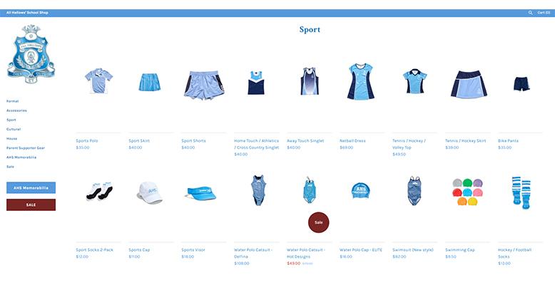 School Shop 2