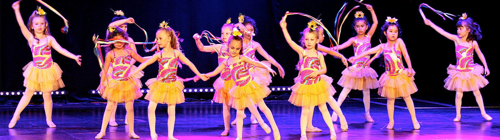 Dance Junior Internal Banner