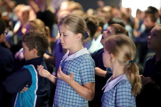 Chapel Girl Prayer