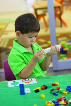 Early Learning Boy Lego