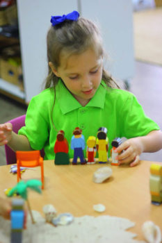Early Learning Girl Figures
