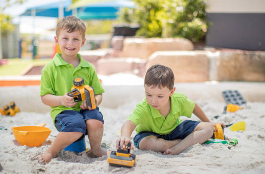 Early Learning Sand Trucks