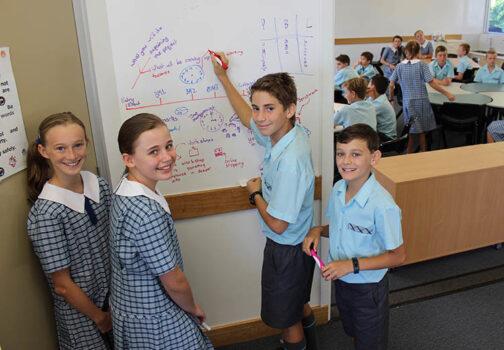 Pbl Kids Whiteboard