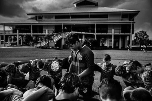 Rugby Prayer