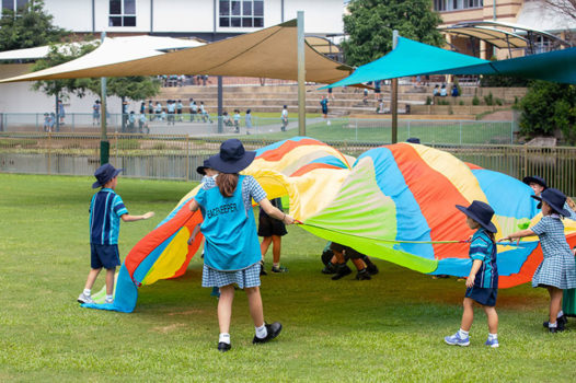 Peacemaker Parachute