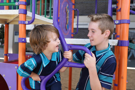 Kpc Two Boys Playground