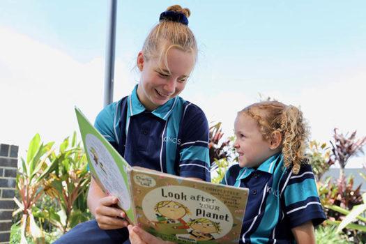 Kpc Two Girls Reading